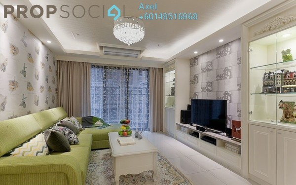 Condominium For Sale in Bangsar Permai, Bangsar Freehold Fully Furnished 3R/3B 478k