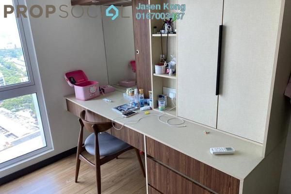 Condominium For Sale in EcoSky, Kuala Lumpur Freehold Semi Furnished 2R/2B 600k