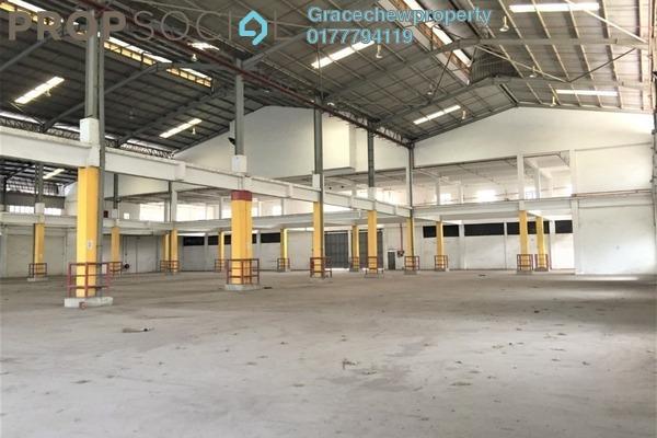 Factory For Sale in Kawasan Perindustrian Pasir Gudang, Pasir Gudang Freehold Unfurnished 0R/0B 29m