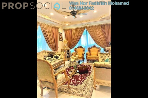 For Sale Bungalow at Royale Palms, Putra Heights Freehold Semi Furnished 7R/6B 2.8m