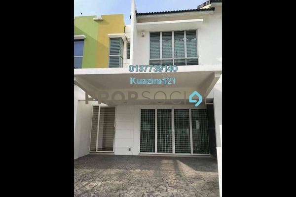 Terrace For Sale in The Oasis, Cheras South Freehold Unfurnished 5R/4B 970k