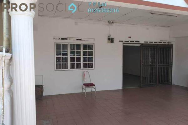 For Rent Terrace at Taman Seputeh, Seputeh Freehold Semi Furnished 5R/2B 2k