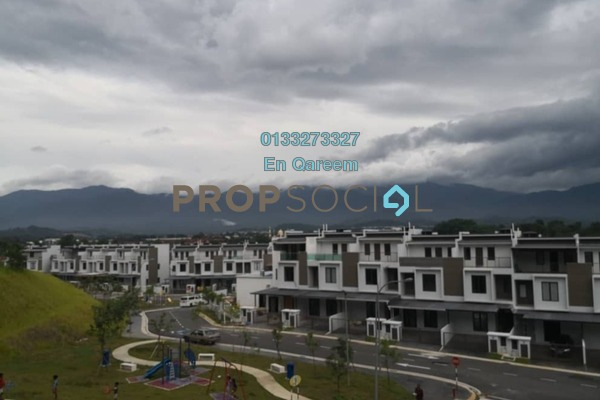 Terrace For Sale in Bayan Parkhomes, Batang Kali Freehold Unfurnished 4R/4B 446k