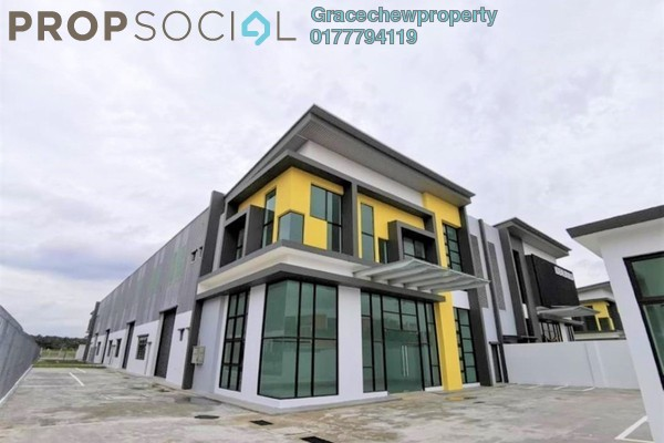 Factory For Sale in Setia Business Park 2, Johor Bahru Freehold Unfurnished 0R/0B 2.25m
