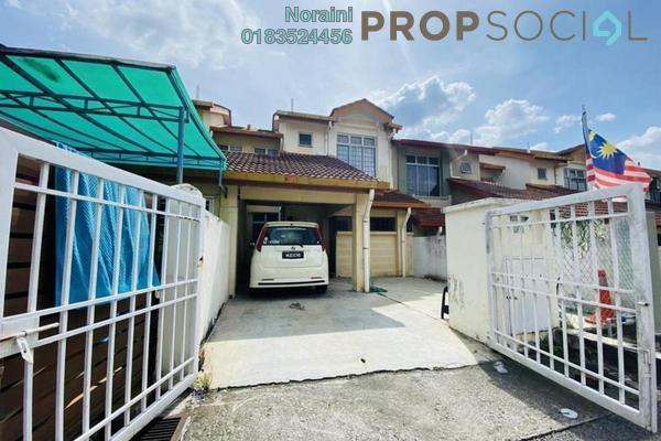 Terrace For Sale in Peak 208, Kajang Freehold Unfurnished 4R/3B 460k