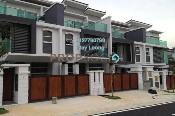 For Sale Terrace at USJ Heights, UEP Subang Jaya Freehold Unfurnished 5R/4B 1.8m
