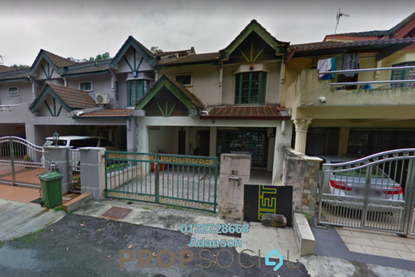 For Sale Terrace at SD13, Bandar Sri Damansara Freehold Semi Furnished 0R/0B 745k