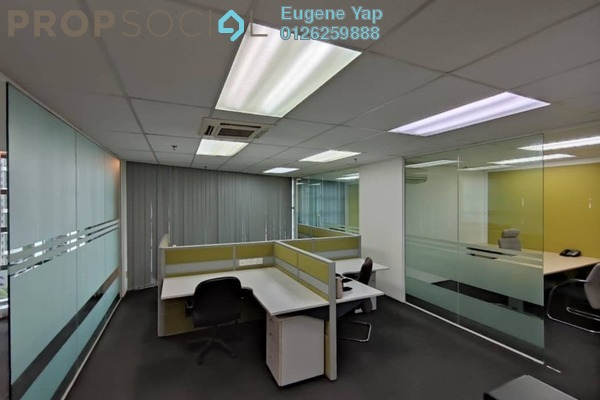 For Sale Office at Solaris Mont Kiara, Mont Kiara Freehold Fully Furnished 5R/0B 1.32m