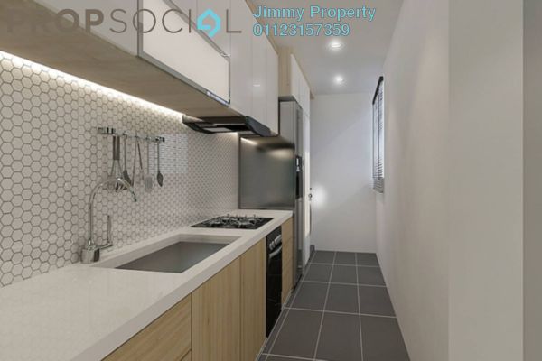 Condominium For Sale in MH Platinum Residency, Setapak Freehold Unfurnished 2R/2B 318k