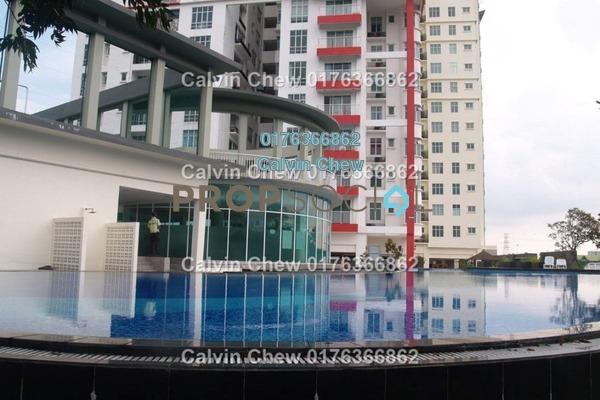Serviced Residence For Sale in Subang Olives, Subang Jaya Freehold Unfurnished 4R/3B 623k