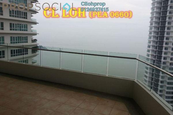 Condominium For Sale in The Cove, Tanjung Bungah Freehold Semi Furnished 6R/6B 2.4m