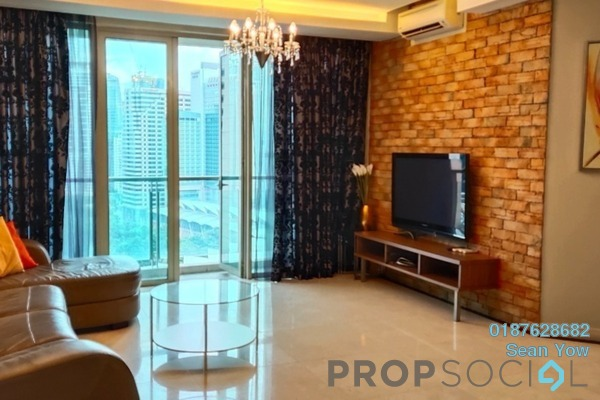 For Sale Serviced Residence at Marc Service Residence, KLCC Freehold Fully Furnished 3R/4B 2.05m