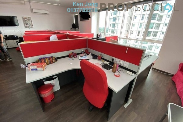 For Rent Office at Sunway Nexis, Kota Damansara Freehold Unfurnished 0R/0B 2k