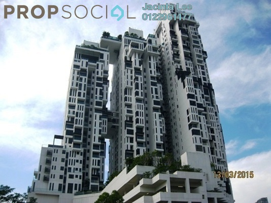 Condominium For Sale in Icon Residence (Mont Kiara), Dutamas Freehold Fully Furnished 4R/4B 1.67m