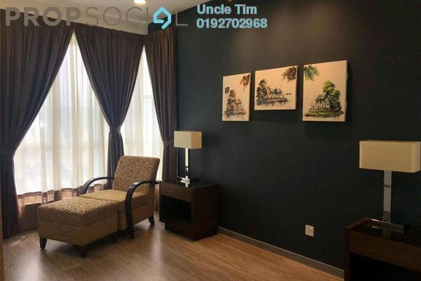 For Rent Serviced Residence at United Point Residence, Segambut Freehold Fully Furnished 4R/3B 2.2k
