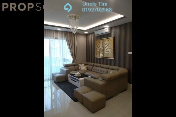 For Sale Condominium at Scenaria, Segambut Freehold Fully Furnished 4R/3B 850k