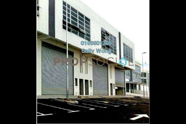 For Sale Factory at Taman Bukit Serdang, Seri Kembangan Freehold Unfurnished 0R/0B 2.2m