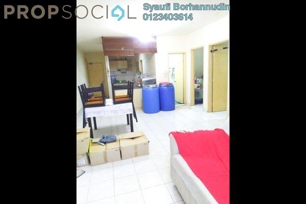 For Sale Apartment at Flora Damansara, Damansara Perdana Freehold Unfurnished 3R/2B 210k