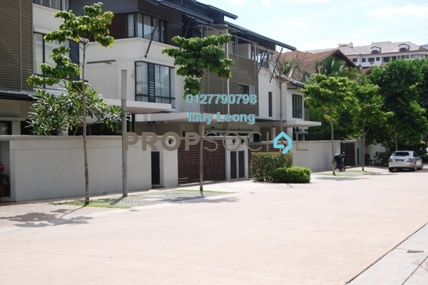 Semi-Detached For Sale in Idamansara, Damansara Heights Freehold Semi Furnished 5R/6B 4.28m