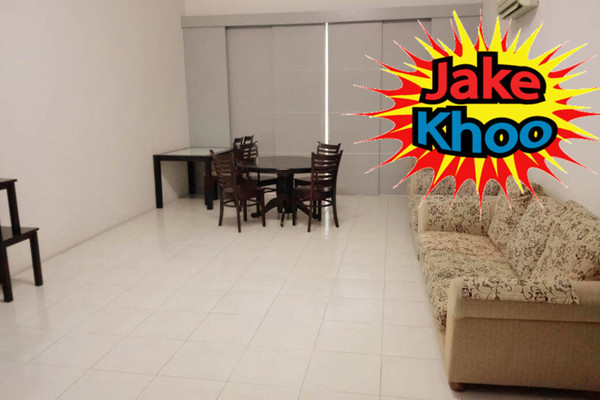 For Rent Condominium at BaysWater, Gelugor Freehold Fully Furnished 3R/2B 2.2k
