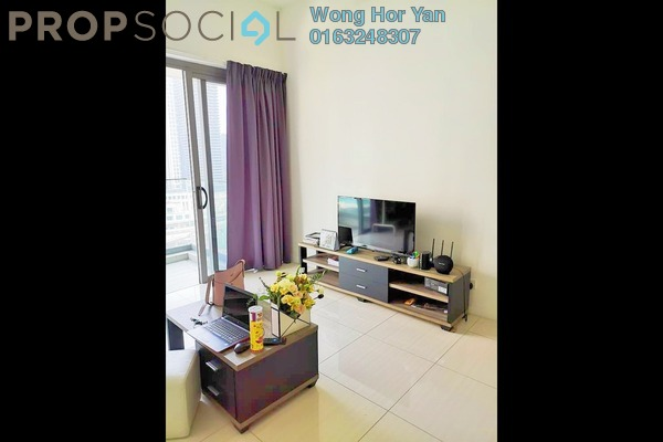 Serviced Residence For Rent in Reflection Residences, Mutiara Damansara Freehold Fully Furnished 3R/2B 2.9k