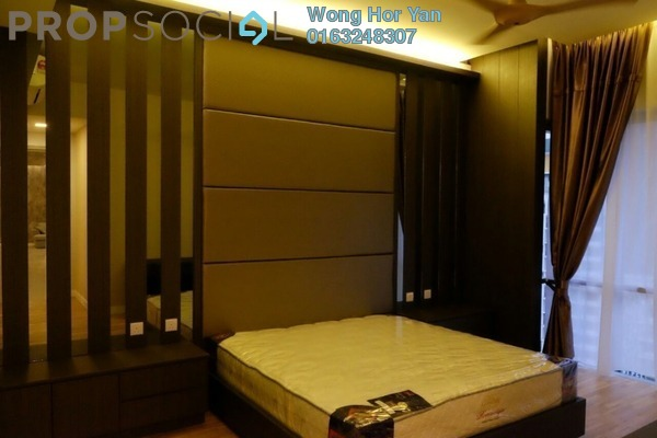 Serviced Residence For Rent in Reflection Residences, Mutiara Damansara Freehold Fully Furnished 3R/2B 4.9k