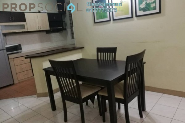 Apartment For Rent in D'Shire Villa, Kota Damansara Freehold Fully Furnished 3R/2B 1.5k