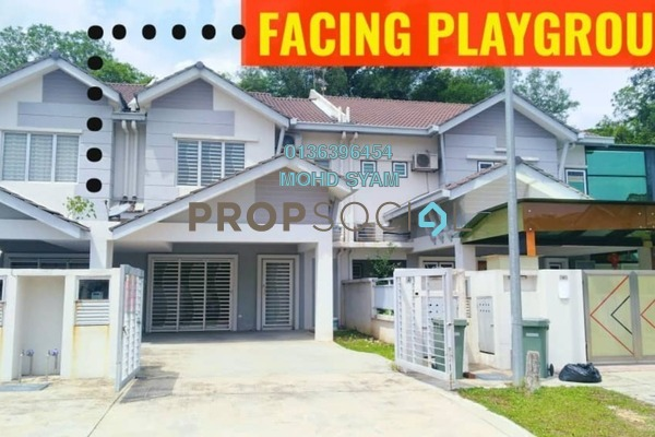 Terrace For Sale in TTDI Grove, Kajang Freehold Unfurnished 4R/3B 665k