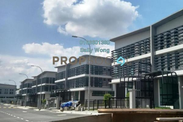 For Sale Factory at Nouvelle Industrial Park, Balakong Freehold Unfurnished 0R/0B 5.5m
