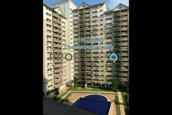Condominium For Rent in Sentul Utama Condominium, Sentul Freehold Semi Furnished 3R/2B 1.15k