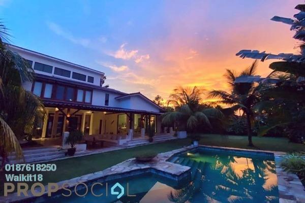 Bungalow For Rent in Ledang Heights, Iskandar Puteri (Nusajaya) Freehold Semi Furnished 6R/6B 12k