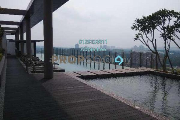 For Rent Condominium at Flexis @ One South, Seri Kembangan Freehold Fully Furnished 1R/1B 1k