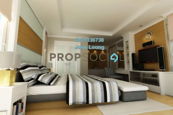 For Sale Serviced Residence at Trion @ KL, Kuala Lumpur Freehold Semi Furnished 2R/2B 465k