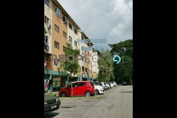 For Rent Apartment at Taman Kota Perdana, Bandar Putra Permai Freehold Unfurnished 3R/2B 650translationmissing:en.pricing.unit
