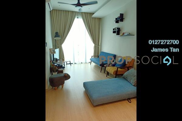 Serviced Residence For Rent in Maple Residences, Bandar Bestari Freehold Fully Furnished 3R/2B 1.8k