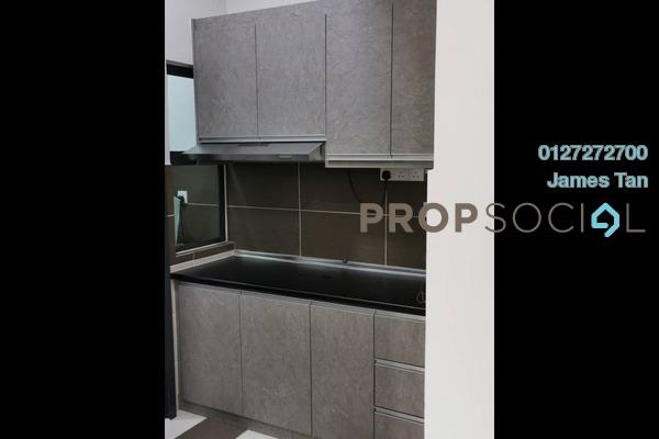 Serviced Residence For Rent in Maple Residences, Bandar Bestari Freehold Semi Furnished 3R/2B 1.3k