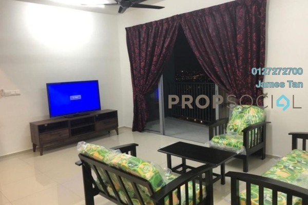 Serviced Residence For Rent in Saville Residence, Old Klang Road Freehold Fully Furnished 3R/2B 2.6k