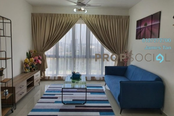 Serviced Residence For Rent in Saville Residence, Old Klang Road Freehold Fully Furnished 3R/2B 2.5k