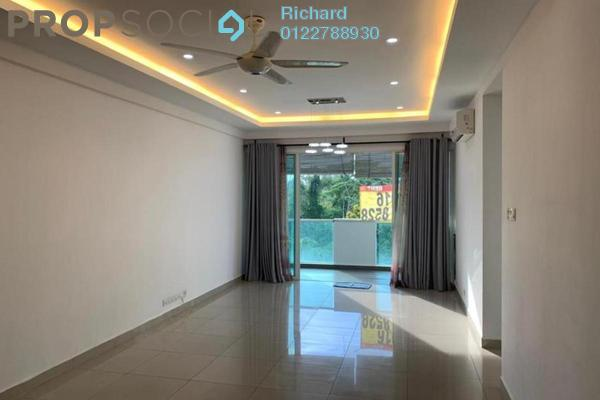 For Rent Condominium at Subang Parkhomes, Subang Jaya Freehold Semi Furnished 3R/2B 2.3k