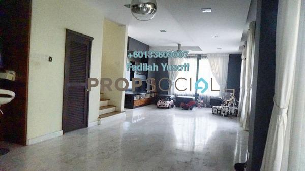 For Sale Bungalow at Suria Residen, Batu 9 Cheras Freehold Unfurnished 6R/6B 900k