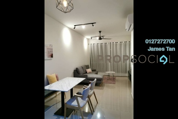 Serviced Residence For Rent in Saville Residence, Old Klang Road Freehold Fully Furnished 2R/2B 1.9k