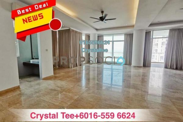 Condominium For Sale in H Residence, Gurney Drive Freehold Fully Furnished 5R/5B 1.8m