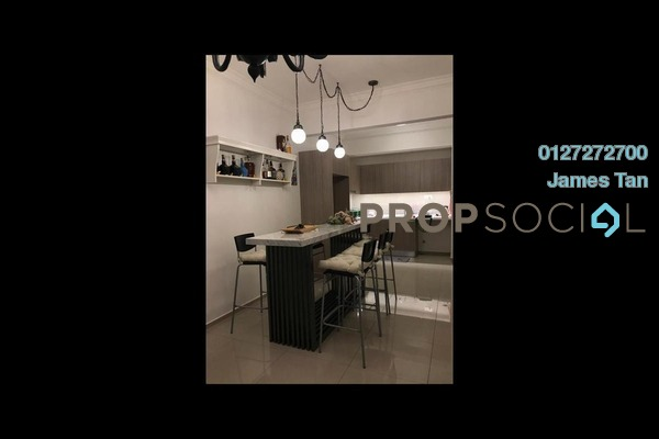 Serviced Residence For Rent in Saville Residence, Old Klang Road Freehold Fully Furnished 2R/2B 1.6k
