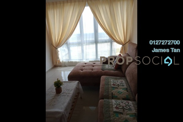 Serviced Residence For Rent in Saville Residence, Old Klang Road Freehold Fully Furnished 2R/2B 1.8k