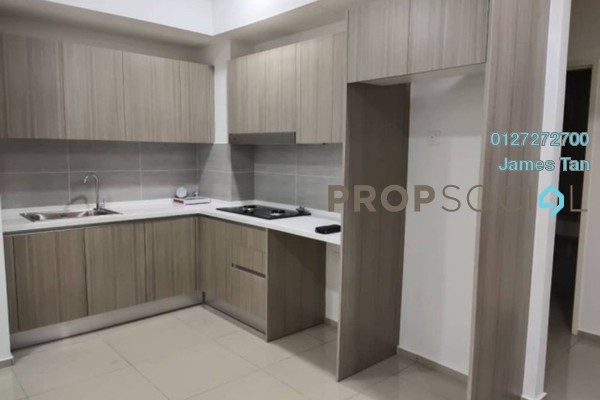 Serviced Residence For Rent in Saville Residence, Old Klang Road Freehold Semi Furnished 2R/1B 1k