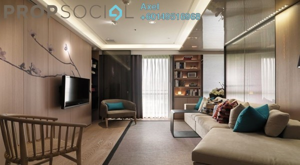 Condominium For Sale in Bukit Tiara, Cheras Freehold Fully Furnished 3R/3B 489k
