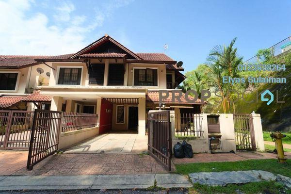 Terrace For Sale in Damai Jasa, Alam Damai Freehold Fully Furnished 4R/3B 910k