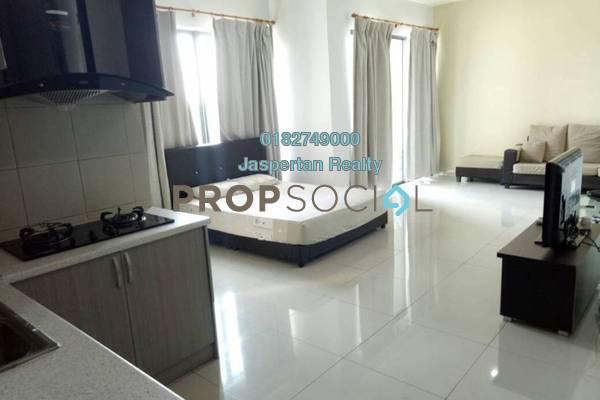 For Rent Serviced Residence at Univ 360 Place, Seri Kembangan Freehold Fully Furnished 1R/1B 1.2k