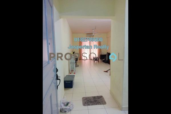For Rent Condominium at Fortune Park, Seri Kembangan Freehold Fully Furnished 3R/2B 1.5k