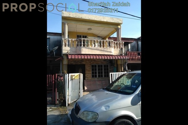 For Sale Terrace at Taman Puchong Perdana, Puchong Freehold Unfurnished 3R/2B 360k